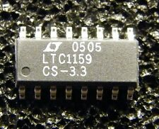5x LTC1159CS-3.3  Step-Down Switching Regulator SMD, Linear Technology