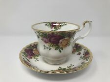 Royal Albert 'Old Country Roses' Tea Cup & Saucer - 1st Quality #1