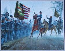 """""""Absolution Before Victory"""" Mort Kunstler Civil War"""