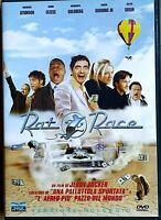 RAT RACE (2001) un film di Jerry Zucker - Rowan Atkinson  DVD EX NOLEGGIO EAGLE