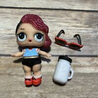 LOL Surprise Doll GLITTER ROCKER BABY Series 3 GLITTER BABE Punk Rock Girl