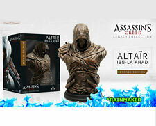 Assassin's Creed Legacy ALTAIR Bust BRONZE Limited Edition statue figure rare