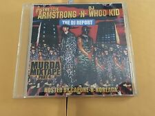 DJ Whoo Kid Stretch Armstrong Murda Mixtape Vol. 4 CLASSIC NYC MIX CD