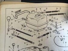 Harley Oil Tank Decal Panhead FL FLH 65-69 Sportster 65-70 XLH XLCH Sprint 67 68