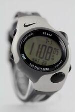 Nike Unisex WG48-4000 Silver Triax 35 Super Multi-Function Watch