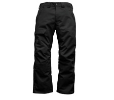 THE NORTH FACE Mens Snowboard Snow Ski SEYMORE PANT Black Large NWT