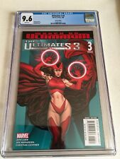 THE ULTIMATES #3 CGC 9.6  FRANK CHO VARIANT COVER