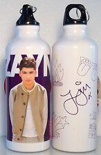 1D One Direction Aluminium Sports Lunch Drinks Water Bottle - ZAYN New