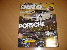 Sport Auto N°563 SL 65 Black Series.Audi S4.CTS-V.Cobra