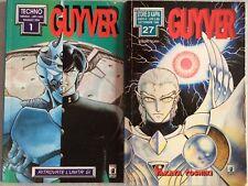 GUYVER dal n.1 al n.27 - sequenza completa - Star Comics [CAM]