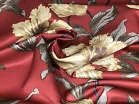 VINTAGE SKOPOS FABRIC for Curtains, Cushions, Upholstery...5.00 Metres...