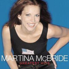 MARTINA McBRIDE - THE GREATEST HITS: CD ALBUM (2001)