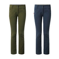 Craghoppers Women's NosiLife Clara Cig Walking Hiking Trousers CWJ1053 RRP £70