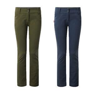 Women's Craghoppers NosiLife Clara Cig Walking Stretch Trousers CWJ1053 RRP £70