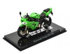 Kawasaki Ninja Zx-10R 1:24 moto Ixo Atlas Diecast