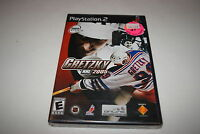 Gretzky NHL 2005 Sony Playstation 2 PS2 Video Game New Sealed