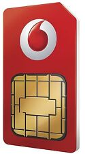 Vodafone Mobile Phone SIM Cards