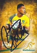 2016 Season Rugby Union Trading Cards