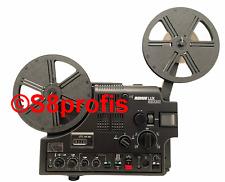 ***TOP***Super 8 Tonfilmprojektor,Revue Lux 2 Sound , 2 Jahre Gew.& Gar.