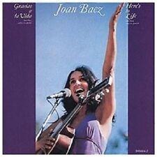 JOAN BAEZ - GRACIAS A LA VIDA  CD  14 TRACKS INTERNATIONAL POP  NEUF