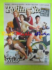 ROLLING STONE USA MAGAZINE 1102/2010 Peter Wolf Alex Chilton Erikah Badu No cd