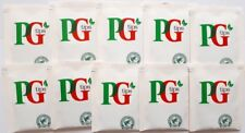 PG Tips Individually Enveloped Tagged Tea Bags Sachets Classic Popular Black Tea