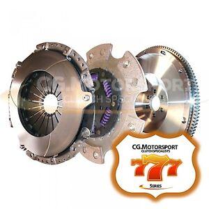 CG Motorsport 777 Clutch & Flywheel for Nissan 350Z 3.5 VQ35HR Engine Codes Only