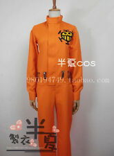 New One Piece Anime Bebo Bepo jumpsuits Cosplay Costume