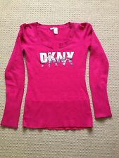 DKNY Jeans Knitted Jumper, size M - VGC