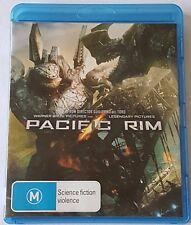 Pacific Rim Blu-ray, 2013, 1-Disc Set Like New (#BRD00109)