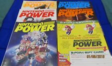 Nintendo Power magazine ~ Jan - June 2009 ~ Subscriber Issues 237-242 (6 Issues)