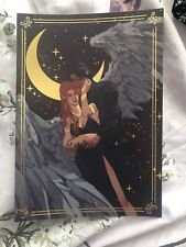 Illumicrate Feyre And Rhysand Artwork