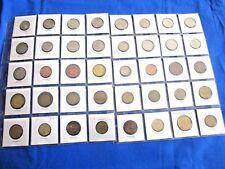 Lot of 40 tokens -Asst.Vintage,No Cash Value,Fun,Parking,Games,Arcade etc# O1.7F