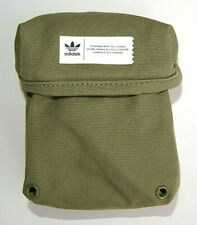 Pouch Olive Adidas Originals AY9000 Bag Mini Zipper Pocket Unisex Purse Sacs