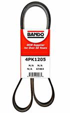 Bando 4PK1205 Serpentine Belt fit 04-06 SCION XA, XB