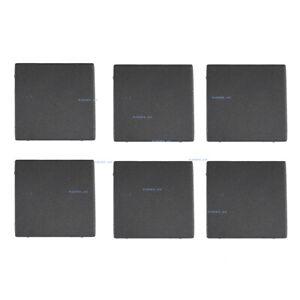 Qty 6 Door Panel Cover Plug for BMW 7 Series E65 E66 745i 2002-2008 #51417025647