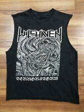 Witchaven Terror Storm Sleeveless Band T Shirt (SM)