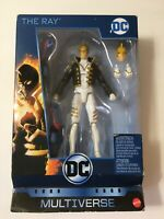 DC Multiverse The Ray  6 inch Action Figure NEW