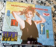 MADONNA Borderline RARE CD U.S. Remix Dub Physical Attraction Made in Germany