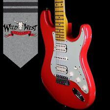 Fender Custom Shop 1961 Stratocaster Relic HSH Maple Neck Hot Rod Red