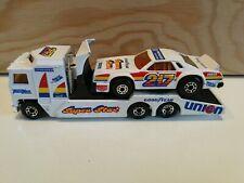 Matchbox Team Transport Convoy Kenworth Chevy Stocker Ruff Trek Super Star