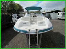 2004 VECTRA 241 deck boat, NO RESERVE