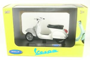 Vespa PX125 (weiss) 2016 1:18 Welly