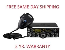 Cobra 29 LX BT Professional Driver CB Radio with LCD Weather Bluetooth® - Refurb