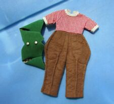 """Betsy McCall Clothing Pony Pals Riding Outfit 1950's 8"""" Doll American Character"""