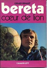 BERETA - Coeur de lion - G. Ernault 1975 - Football
