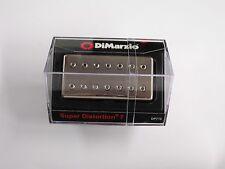 DiMarzio Super Distortion 7 String Bridge Humbucker W/Nickel Cover DP 712