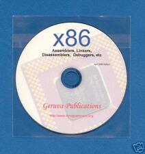 Intel x86 Assembler Disassembler Debugger Windows ...