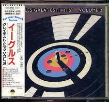 Eagles Greatest Hits Volume 2 Japan CD w/obi 18P2-2730