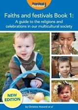 Faiths and Festivals Book 1: Book 1: A Guide to the Religions and-ExLibrary
